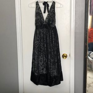 Arden B black cocktail dress